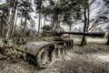Картинка фон, танк, оружие