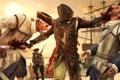 Картинка Assassin's Creed IV, пират, Адеваль, Крик Свободы, Black Flag, ассасин