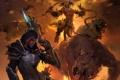 Картинка монстр, арбалет, Diablo III, Demon Hunter, Reaper of Souls, парень, арт