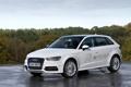 Картинка белый, фото, Audi, Ауди, автомобиль, e-tron, Sportback
