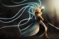 Картинка крылья, меч, Diablo, Fan Art, Tyreal