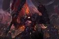 Картинка оружие, кровь, доспехи, черепа, WoW, World of Warcraft, цепи
