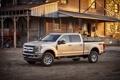 Картинка Ford, форд, F-350, 2016, Super Duty, Crew Cab, пикап