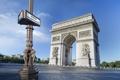 Картинка Париж, памятник, Paris, France, Триумфальная арка