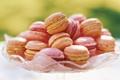 Картинка сладость, пирожное, десерт, макарон, французкий