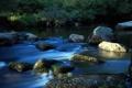 Картинка landscape, reflections, dartmoor, slowexposure