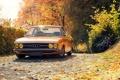 Картинка Ауди, Audi, Купе, 100, Осень, Coupe S