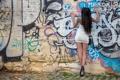 Картинка девушка, поза, Martina Celli
