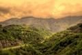 Картинка дорога, небо, горы, Испания