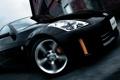 Картинка авто, диск, Nissan 350z