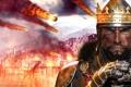 Картинка замок, король, total war, осада, medieval 2