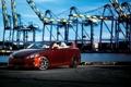 Картинка Lexus, причал, лексус, IS 350C