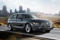 Картинка бмв, BMW, 3 series, Touring, туринг, 2015