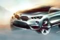 Картинка бмв, BMW, 2015, F48