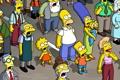 Картинка улица, симпсоны, Simpsons, шок