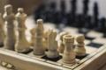 Картинка игра, шахматы, доска, фигуры