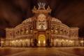 Картинка Германия, Дрезден, Dresden, Deutschland, Saxony, Altstadt, Театральная площадь