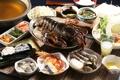 Картинка омар, креветки, морепродукты