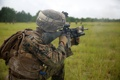 Картинка солдат, United States Marine Corps, M16A4