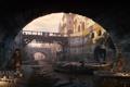 Картинка город, улица, лодка, канал, Assassin's Creed Unity