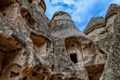 Картинка Аванос, келья, Невшехир, скалы, горы, Турция