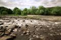 Картинка природа, пейзаж, река, камни
