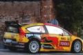 Картинка Желтый, Спорт, Машина, Ситроен, Citroen, WRC, Rally