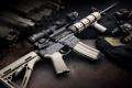 Картинка Rifle, Weapon, Automatic, Larue Tactical, LT-15