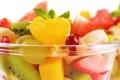 Картинка киви, клубника, виноград, фрукты, ананас, банан, grape