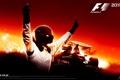Картинка пилот, F1 2011, формула 1, болид