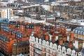 Картинка Англия, Лондон, здания, крыши, панорама, London, England