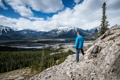 Картинка природа, река, Jeff Wallace, the Yellowhead, the Athabasca River