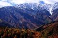 Картинка пейзаж, горы, природа, фото, Япония, Nagano