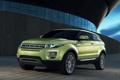 Картинка авто, внедорожник, Land Rover, Range Rover, передок, Evoque
