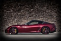 Картинка стена, профиль, red, wall, ferrari, феррари, 599 GTO