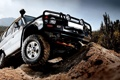 Картинка внедорожник, Toyota, land, off-road, cruiser, ARB, BFGoodrich