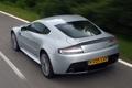 Картинка Aston Martin, Vantage, астон мартин, автомобиль, V12, задок