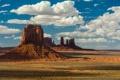 Картинка горы, природа, каньон, аллея монументов