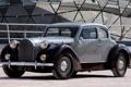 Картинка ретро, старая, 1939, voisin, c30-s-coupe