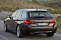 Картинка дорога, машина, BMW, задок, xDrive, Touring, Modern Line
