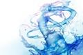 Картинка вода, девушка, арт, vocaloid, hatsune miku, вокалоид, хатсуне мику