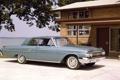 Картинка дом, передок, Sedan, 1962, Mercury, Меркури, 2-door