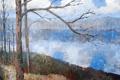 Картинка природа, картина, живопись