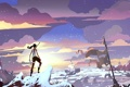 Картинка зима, снег, Tomb Raider, Lara Croft, A Survivor Is Born
