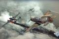 Картинка самолет, СССР, aviation, авиа, MMO, Wargaming.net, World of Warplanes