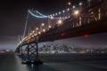 Картинка Bay Bridge, architecture, San Francisco