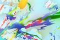 Картинка цвета, абстракция, краски, рисунок, пятна