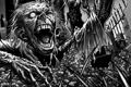 Картинка earth, zombie, tomb, teeth