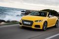 Картинка Audi, ауди, Roadster, 2014, TTS