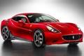 Картинка Красная, Машина, Феррари, Калифорния, Desktop, Ferrari, Red